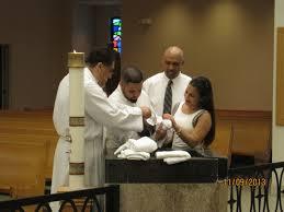 Baptism Infant
