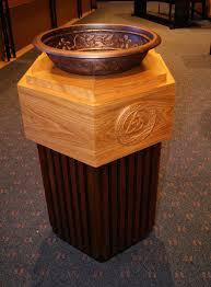 Baptismal Font