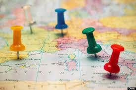 Map Push Pins