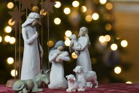 Nativity Lights