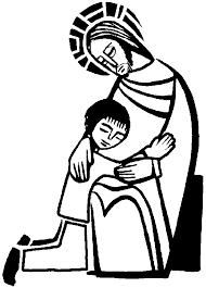 Praying Madonna Child