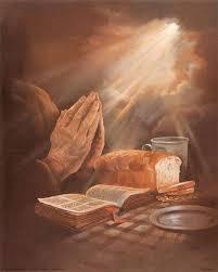 Praying Sun Rays