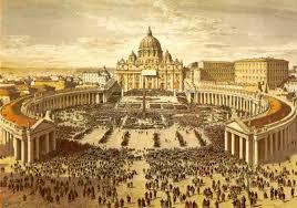 Vatican City Drawing